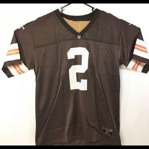 Rare U.S. Polo Assn. Cleveland Browns Jersey # 2